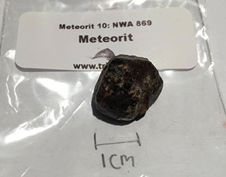 Meteorit #10
