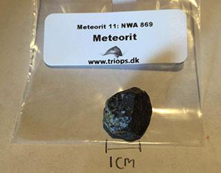 Meteorit #11