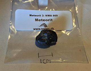 Meteorit #3