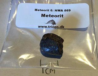 Meteorit #6