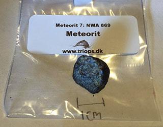 Meteorit #7