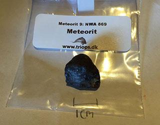 Meteorit #9